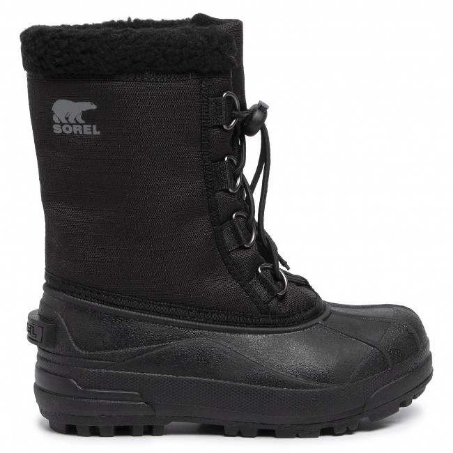 Vinterskor SOREL Youth Cumberland NY1964 Black 010