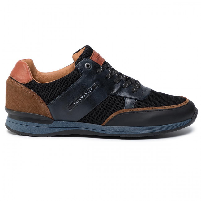 Sneakers SALAMANDER - Avato 31-56208-09 Navy/Black/Brown - Sneakers - Lågskor - Herrskor