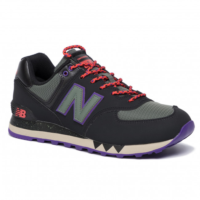 Ml574nfq Balance New Grå Svart Sneakers 1JFcTKl