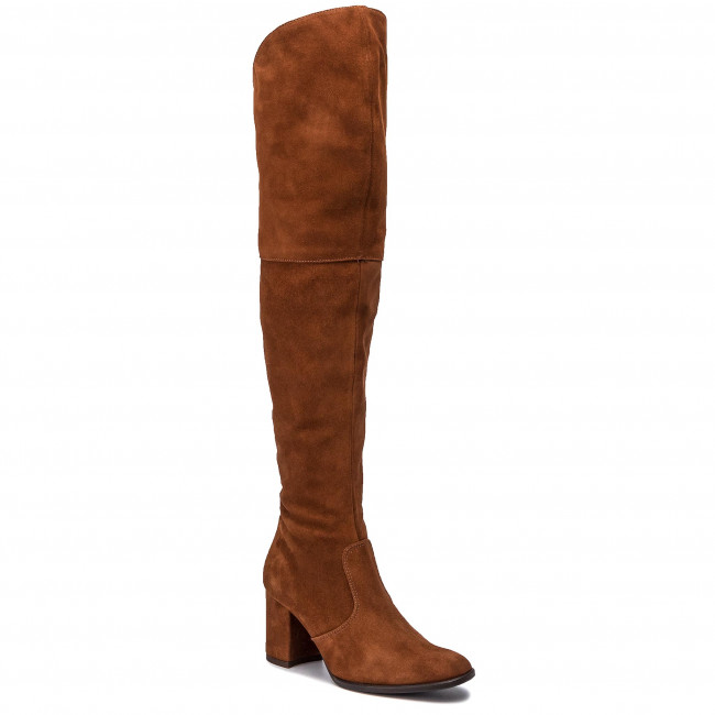 Over knee boots SOLO FEMME 87608 31 K23000 51 00 Rudy