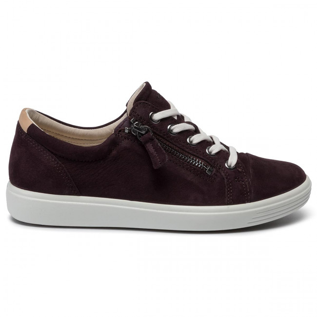 Sneakers ECCO Soft 7 W 43085302385 Figue