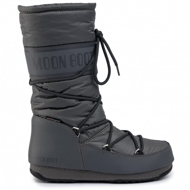 Vinterskor MOON BOOT High Nylon Wp 240091006 Castlerock