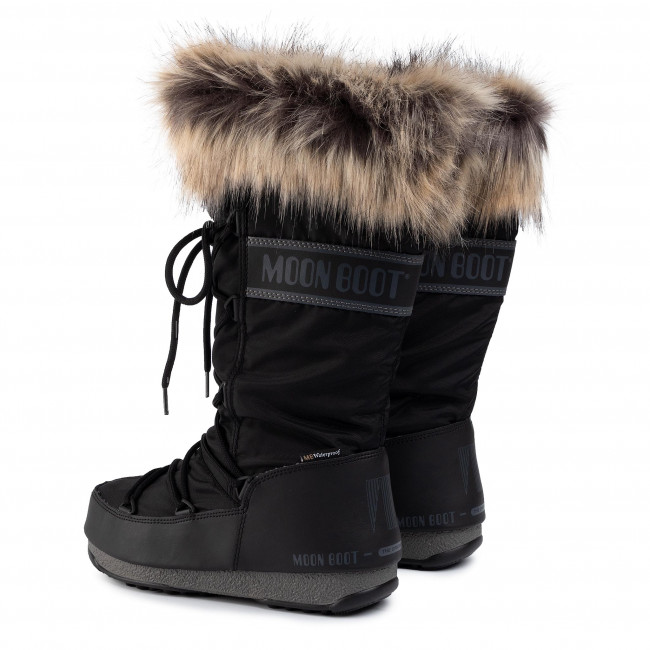 Vinterskor MOON BOOT Monaco Wp 2 24008700001 Black