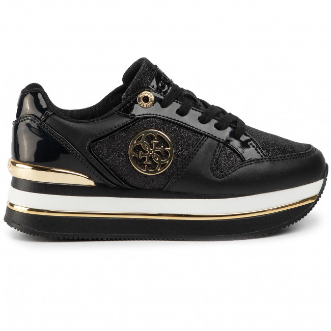 Sneakers GUESS Dealy FL5DLY FAM12 BLACK