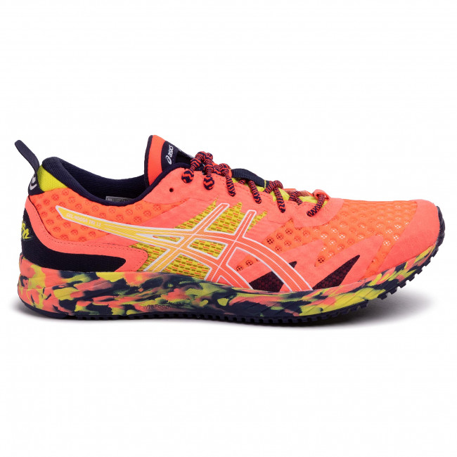Skor ASICS Gel Noosa Tri 12 Flash CoralFlash Coral 700