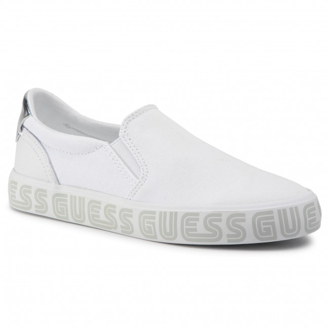 Sneakers GUESS Grayci6 FL6YC6 FAB12 WHITE