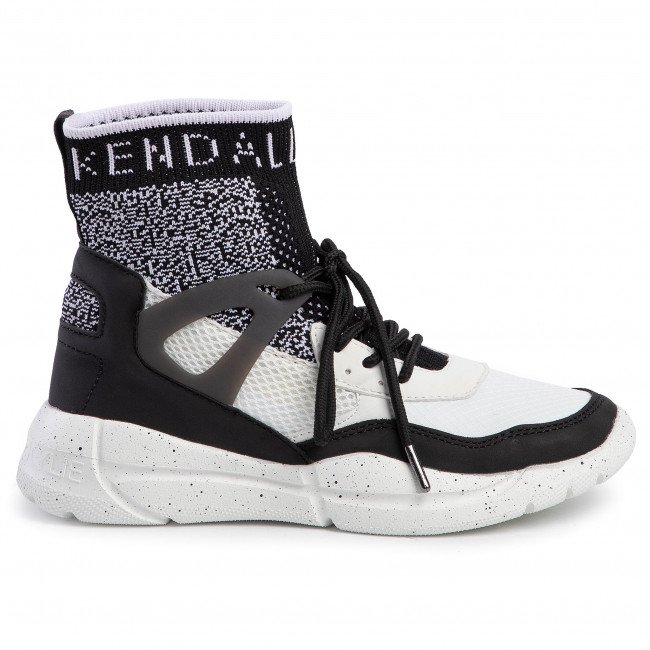 Sneakers KENDALL + KYLIE - North-Hi Black/White - Sneakers - Lågskor - Damskor