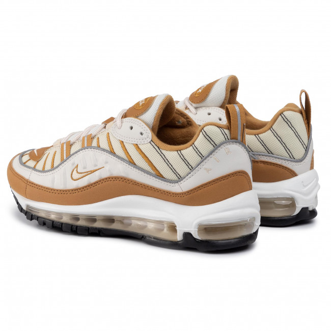 Skor NIKE - Air Max 98 AH6799 003 Phantom/Beach Wheat - Sneakers - Lågskor - Damskor