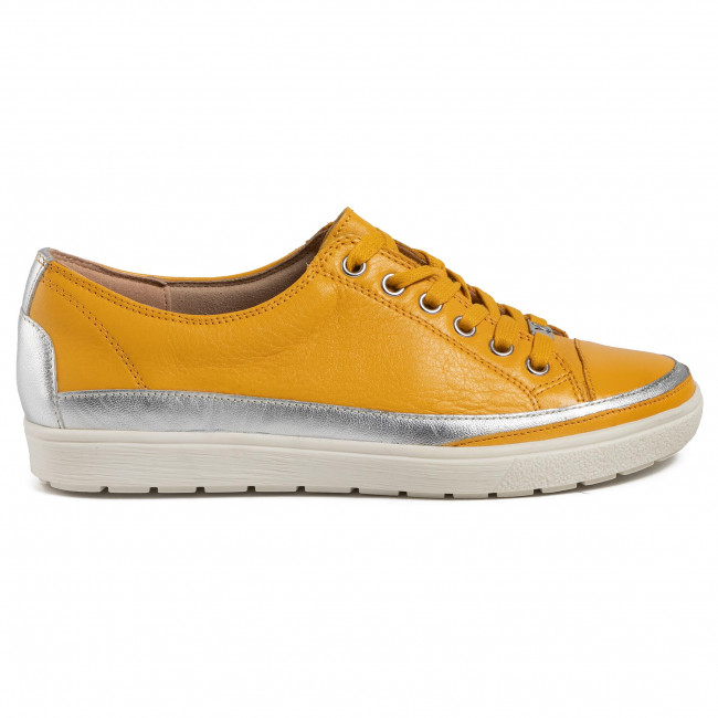 Sneakers CAPRICE 9 23654 24 Yellow Nappa 605