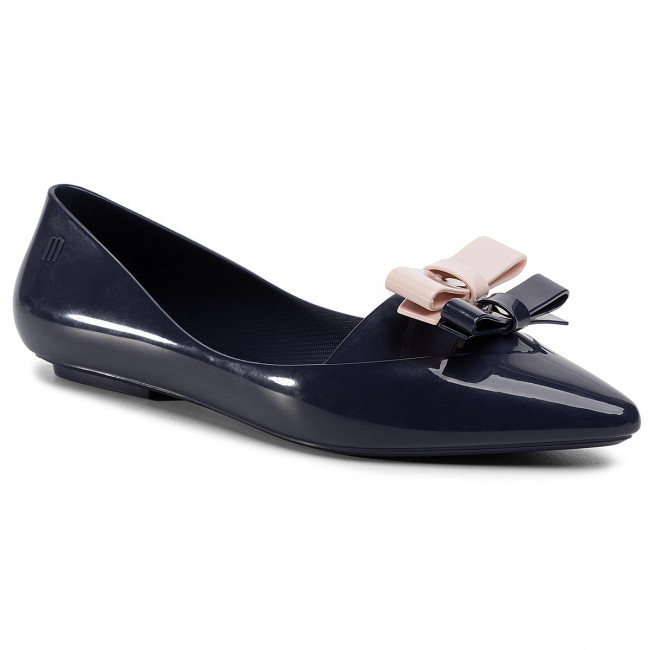 Ballerinaskor MELISSA Pointy II + Jason Wu A 32740 BluePink 52227