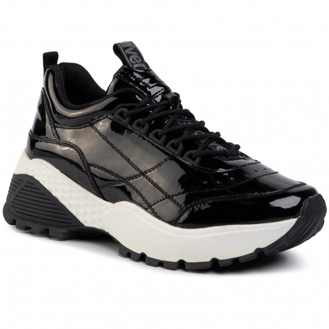 Sneakers S.OLIVER 5 23643 33 Black Patent 018
