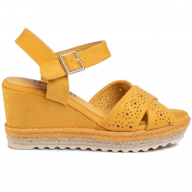 Espadrillos REFRESH 69484 Yellow