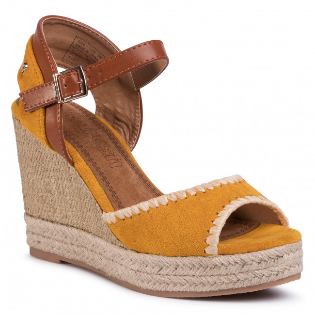 Espadrillos REFRESH 69561 Yellow