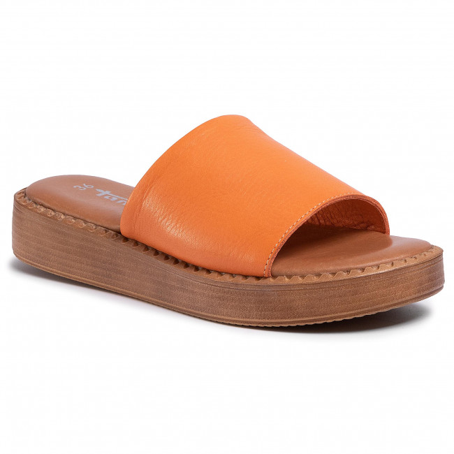 Sandaler TAMARIS 1 27236 34 Peach Leather 601