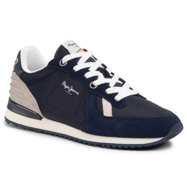 Sneakers PEPE JEANS Tinker Wer PMS30621 Navy 595