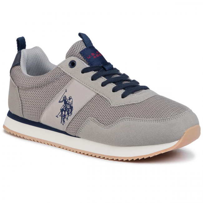 Sneakers U.S. POLO ASSN. Exte NOBIL4250S0MH1 Grey