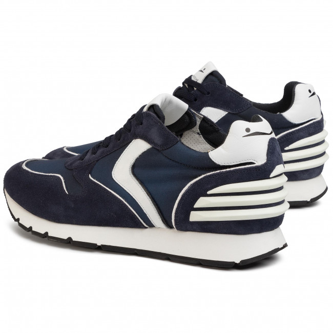 Sneakers VOILE BLANCHE Liam Power 00102014594.03.1C55 BlueBianco