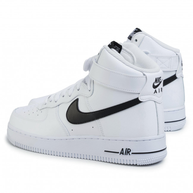 Skor NIKE Air Force 1 High '07 An20 CK4369 100 WhiteBlack