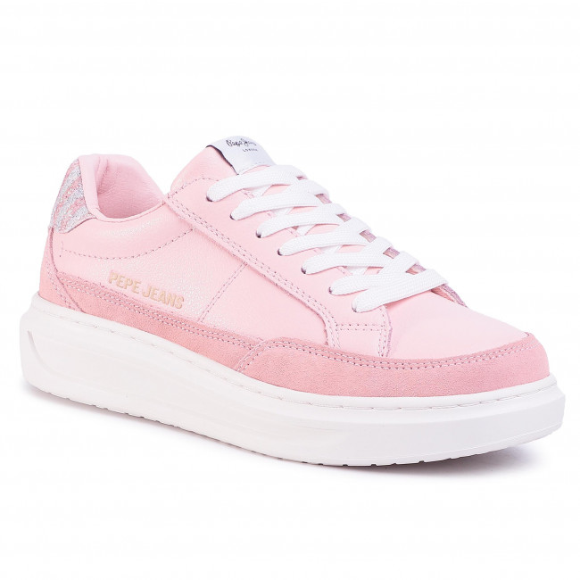 Sneakers PEPE JEANS Abbey Lines PLS30964 Nude 311