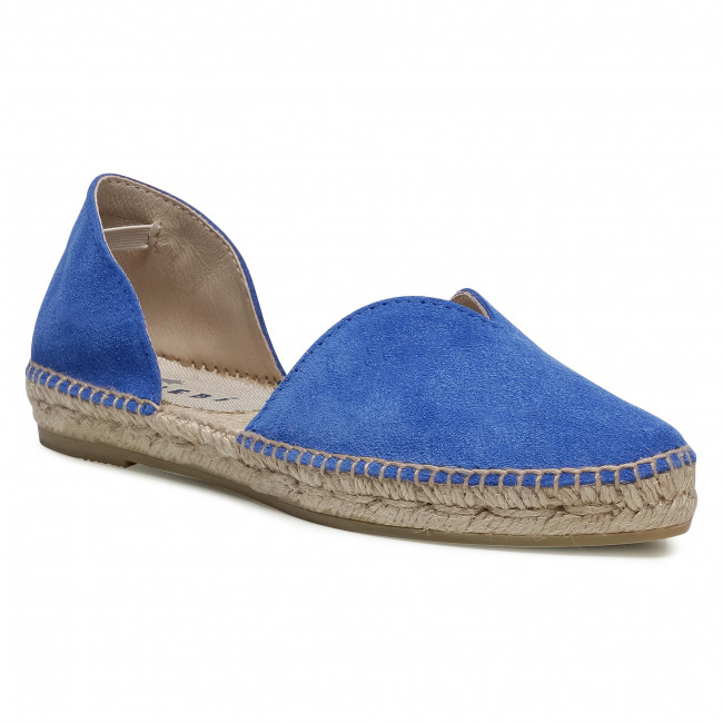 Espadrillos MANEBI Open Side Flats M 3.0 O0 Electric Blue