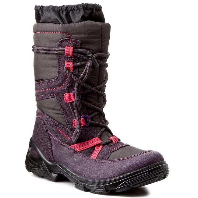 Vinterskor ECCO - Snowboarder 72112258144  Night Shaden/Dark Shadow