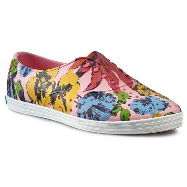 Sneakers NATIVE - Jericho Princess Pink/Dayglo Bloom Print