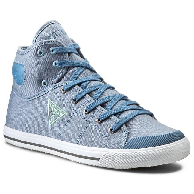 Sneakers GUESS - Roof FM2ROO FAB12 LBLUE