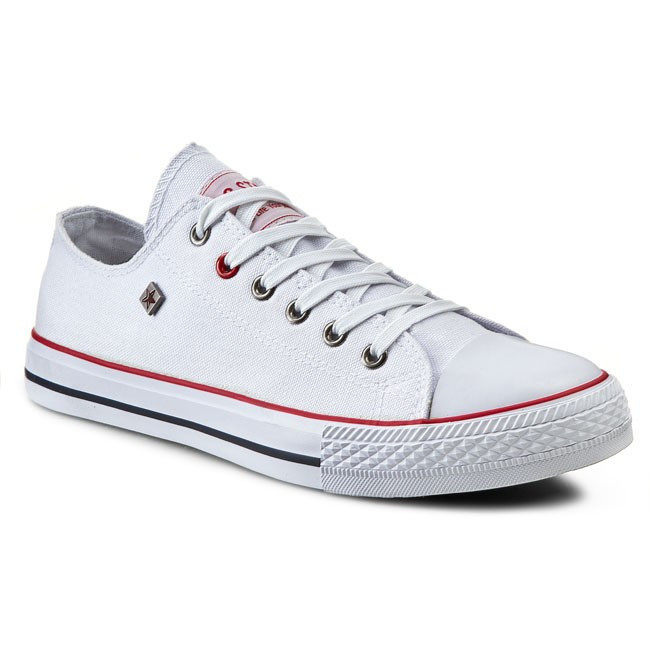 Sneakers BIG STAR - S174303  White