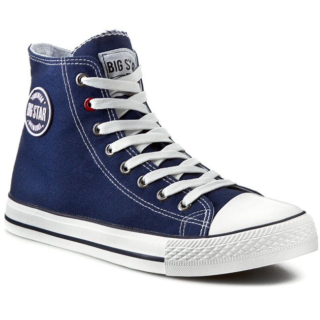 Sneakers BIG STAR - S174304  Navy