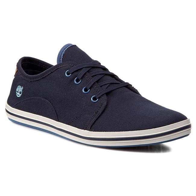Sneakers TIMBERLAND - Ekcascoby Cnvsox 5231A  Navy Blue
