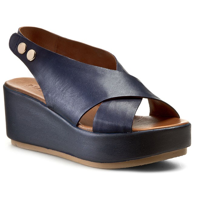 Sandaler INUOVO - Las Lajas 5022 Navy Leather