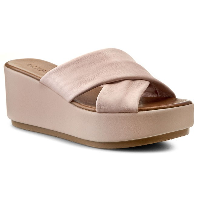 Sandaler INUOVO - Mariska 5024  Blush Leather