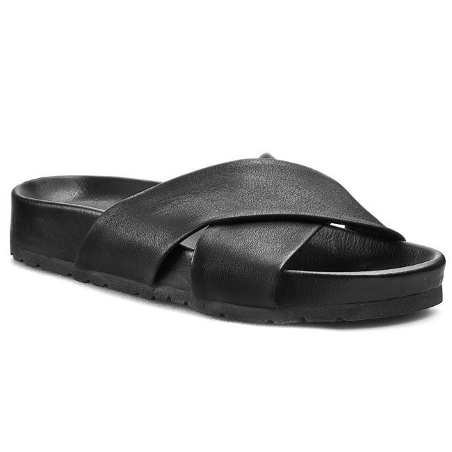 Sandaler INUOVO - Sweetheart 5236  Black Leather