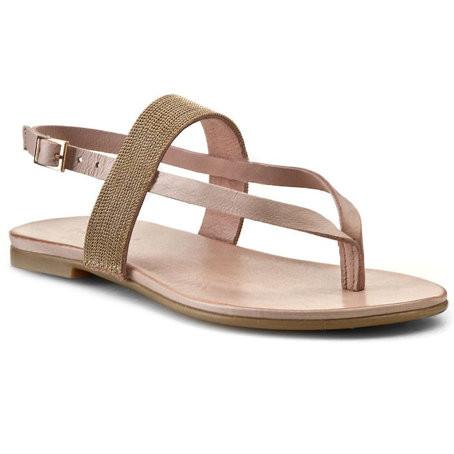Sandaler INUOVO - Cannes 5109 Blush Leather
