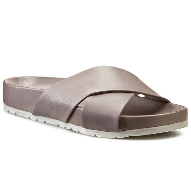 Sandaler INUOVO - Sweetheart 5236 Grey Leather