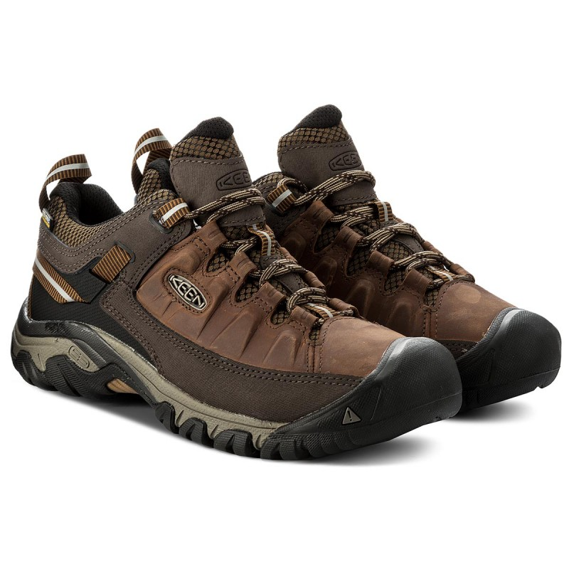 Trekking-skor KEEN - Targhee III Wp 1018568 Big Ben Golden Brown ... 2f017c6adca6f