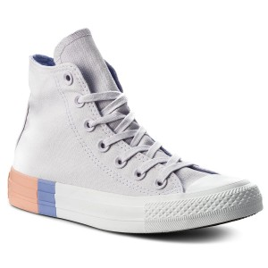 f894e24c960c Sneakers CONVERSE - Ctas Big Eyelets Ox 661876C Barely Volt Barely ...