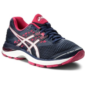 los angeles a3d4e 38b53 Skor ASICS - Gel-Pulse 9 T7D8N Indigo Blue Silver Bright Rose 4993