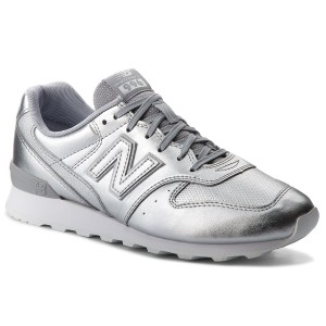 sports shoes f78f0 8b90a Sneakers NEW BALANCE WR996SRS Silver