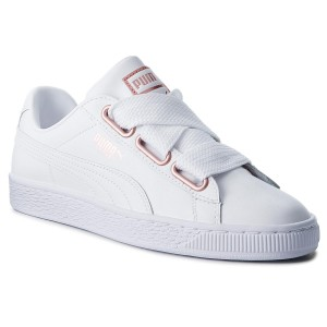 4c931c49 Sneakers PUMA - Basket Platform Loops Jr 366837 01 Puma Black/Rose ...