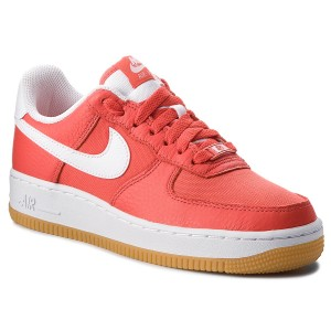 cheap for discount c11c2 a192f Skor NIKE - Air Force 1  07 Prm 896185 601 Habanero Red White