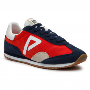 hot sale online ef3c9 fc326 Sneakers PEPE JEANS - Tahiti Retro PMS30513 Spicy Red 232