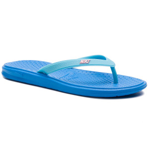 quality design f73c4 6d195 Sandaler NIKE Solay Thong (Gs Ps) 882827 401 Phooto Blue
