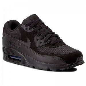new product 0cff5 a121a Skor NIKE - Air Max 90 Essential 537384 090 Black Black Black Black