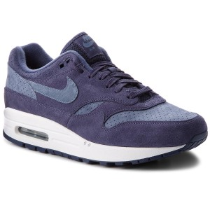 huge discount 81f44 47f0a Skor NIKE - Air Max 1 Premium 875844 501 Neutral Indigo Diffused Blue