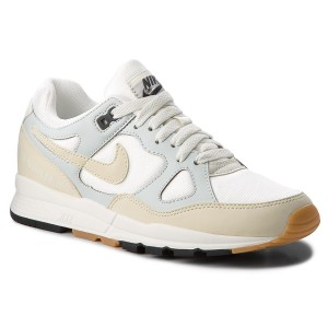 outlet store 7042b ad50b Skor NIKE Air Span II AH6800 102 Sail Fossil Barely Grey Black