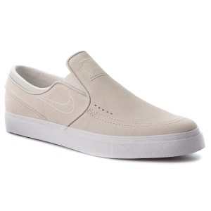 quality design 729b1 5a9d1 Skor NIKE Zoom Stefan Janoski Slip 833564 100 White Light Bone White