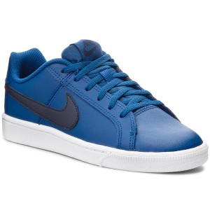 sale retailer 0061f 57526 Skor NIKE Court Royale (GS) 833535 403 Gym Blue Obsidian White