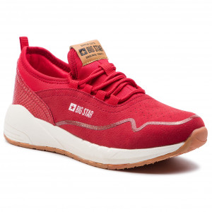 newest 42529 4e669 Sneakers BIG STAR DD274286 Red