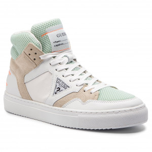 new product 96953 6418f Skor NIKE - Air Force 1 Mid  07 315123 111 Vit - Till vardags ...